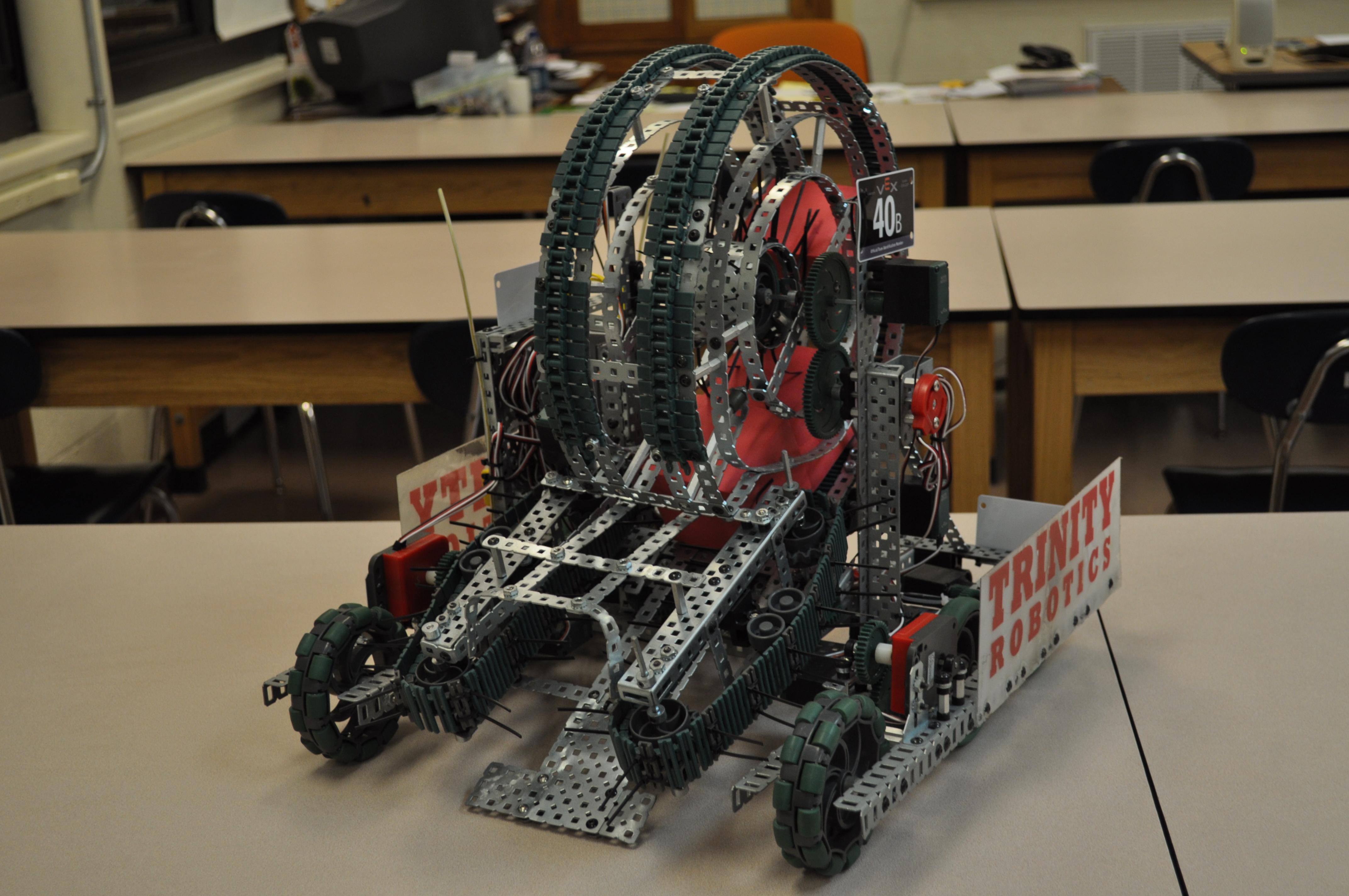 Vex Robotics Trinity Robotics